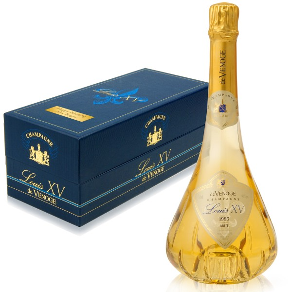 Ein edler Königs-Champagner in royaler Geschenkverpackung - wahrlich ein königliches Geschenk!
