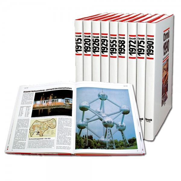 Unsere Jahrgangsbuch-Chroniken sind für viele Jahrgänge von 1902 bis 2005 lieferbar und umfassen ca. 240 spannende und interessante Seiten.
